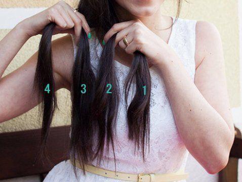 Klassicheskaya kosa iz chetyrekh pryadey (1)