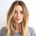 Омбре на светлые волосы: красиво и модно