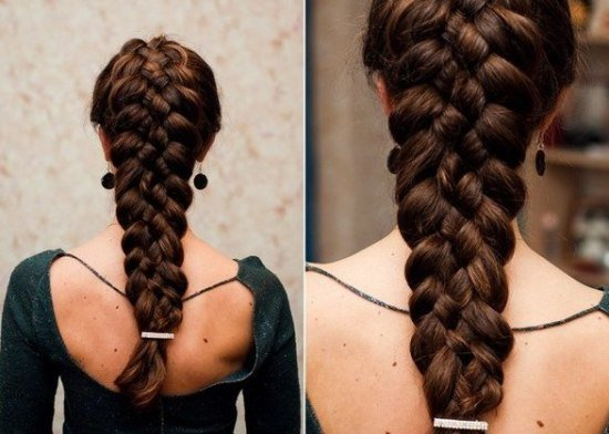 Kak pravilno zaplesti pyatipryadnuyu kosu (2)