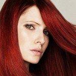 Красный цвет волос: кому идет, как выбрать оттенок