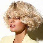 Слоистая стрижка на все типы волос