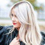 Как покрасить волосы в белый цвет?