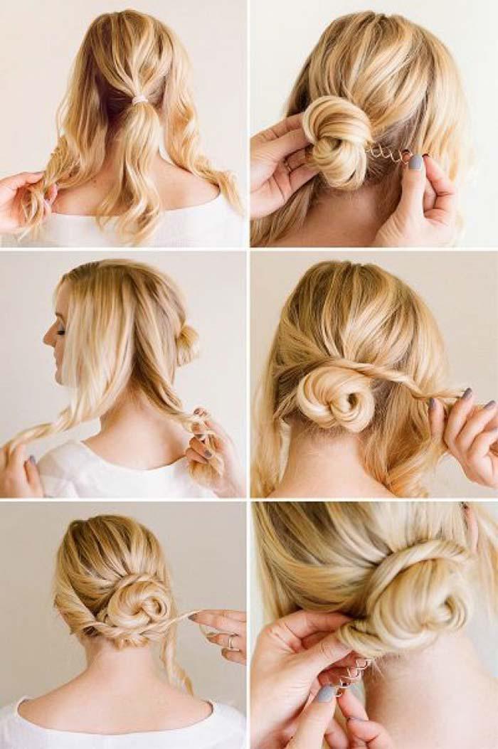 Женская стрижка прикрывающая уши