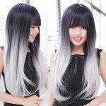 Омбре — безграничная красота коротких и длинных волос