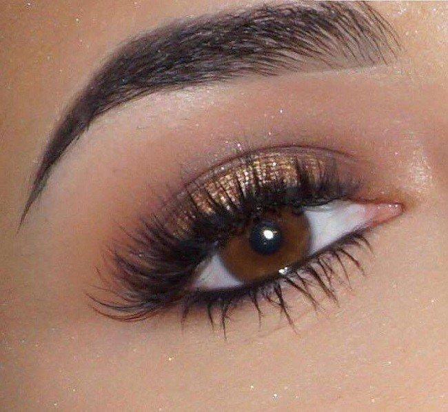 Особенности наращивания ресниц с изгибом, l (19 фото для каких глаз