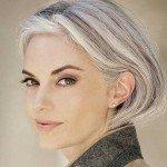 5 способов, избавиться от седых волос