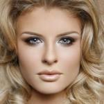 Перманентные брови для блондинок: выбор цвета и формы