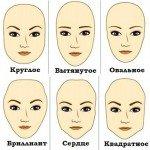 Как правильно выбрать форму бровей по типу лица?