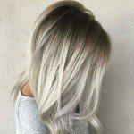 Фото-примеры омбре для блондинок — 11 вариантов