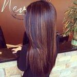 Разновидности мелирования каштановых волос