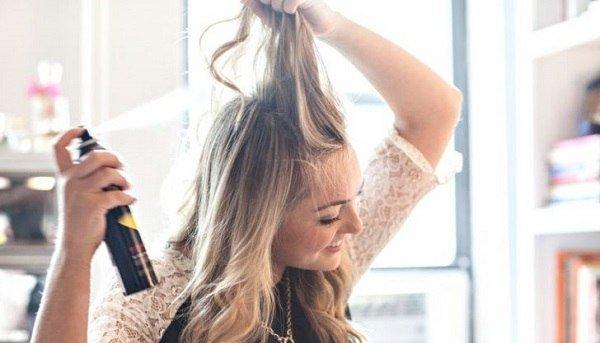 Сухой шампунь, как правильно использовать сухой шампунь для волос, видео