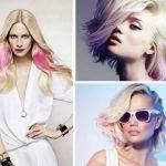 Самые стильные виды мелирования на светлые волосы