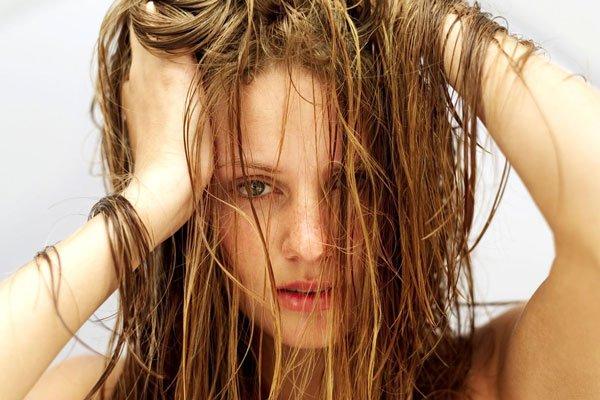 Средство от жирности волос у корней