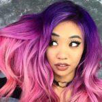 Окрашивание волос в розовый: особенности цвета и модные оттенки