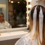 Техники и виды мелирования на темные волосы